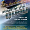 Mixer-at-the-Quay poster