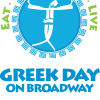 Greek Day on Broadway