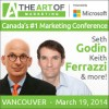 The Art of Marketing Vancouver 2014